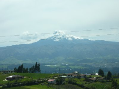 d�part de l'Equateur