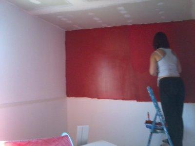 Peinture chambre parent blog de gazouille55 for Peinture chambre parent